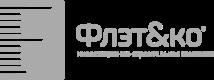 Флэт&ко логотип